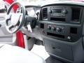2008 Flame Red Dodge Ram 1500 ST Regular Cab  photo #9