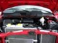2008 Flame Red Dodge Ram 1500 ST Regular Cab  photo #10