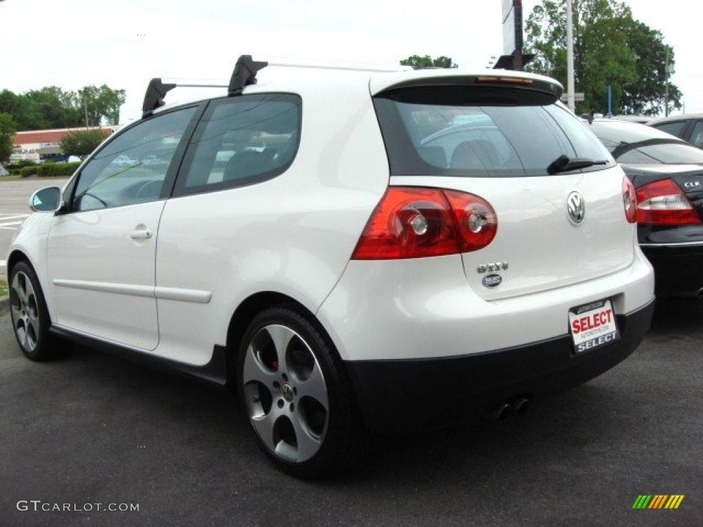 candy white 2006 volkswagen gti 2 0t exterior photo. Black Bedroom Furniture Sets. Home Design Ideas