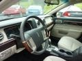 2008 Dark Blue Ink Metallic Lincoln MKZ Sedan  photo #12