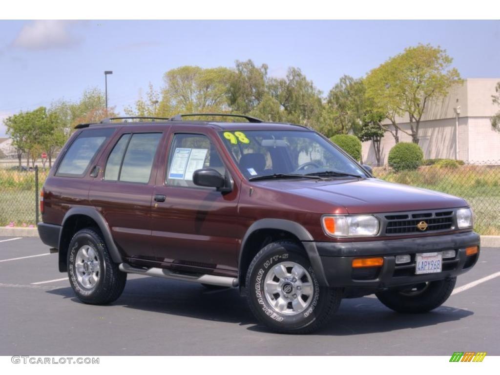 1998 Nissan Pathfinder Se 4x4 Exterior Photos Gtcarlot Com