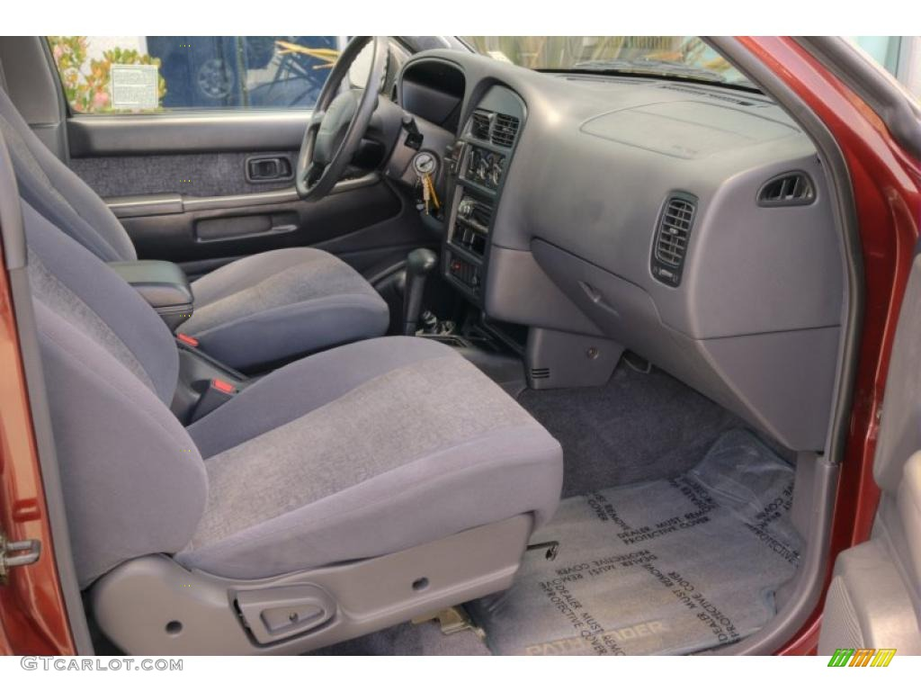 1998 Nissan Pathfinder Se 4x4 Interior Photo 49078127