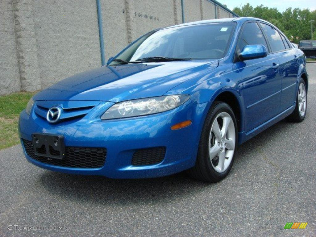 2008 mazda 6 blue gallery. Black Bedroom Furniture Sets. Home Design Ideas