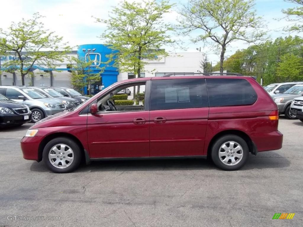 2004 redrock pearl honda odyssey ex l 49051255 gtcarlot com car color galleries gtcarlot com