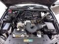 2007 Black Ford Mustang V6 Deluxe Coupe  photo #9