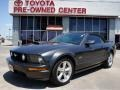 2007 Alloy Metallic Ford Mustang GT Premium Convertible  photo #1