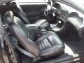Dark Charcoal Interior Photo for 2000 Ford Mustang #49081040