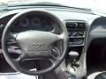 Dark Charcoal Dashboard Photo for 2000 Ford Mustang #49081091