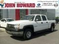 Summit White 2005 Chevrolet Silverado 2500HD Gallery