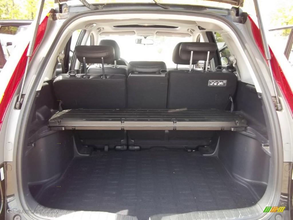 2008 CR-V EX 4WD - Royal Blue Pearl / Black photo #15