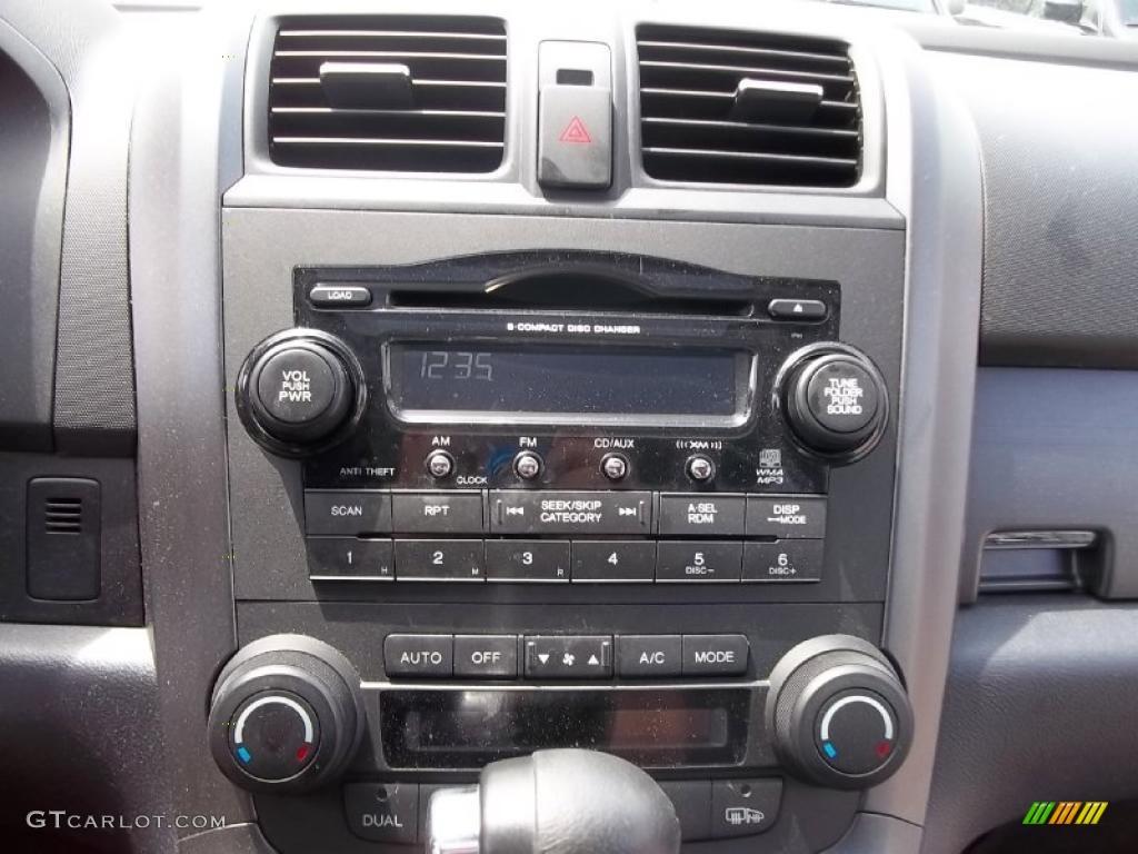 2008 CR-V EX 4WD - Royal Blue Pearl / Black photo #18