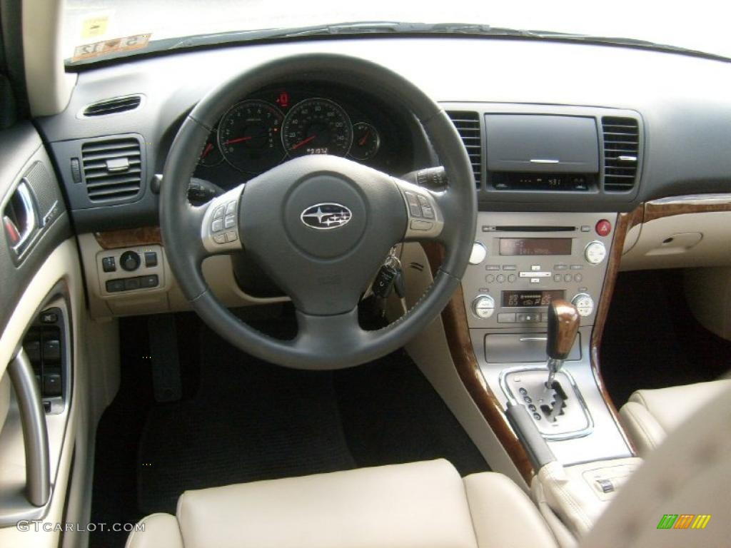 2009 subaru legacy limited sedan interior photo. Black Bedroom Furniture Sets. Home Design Ideas