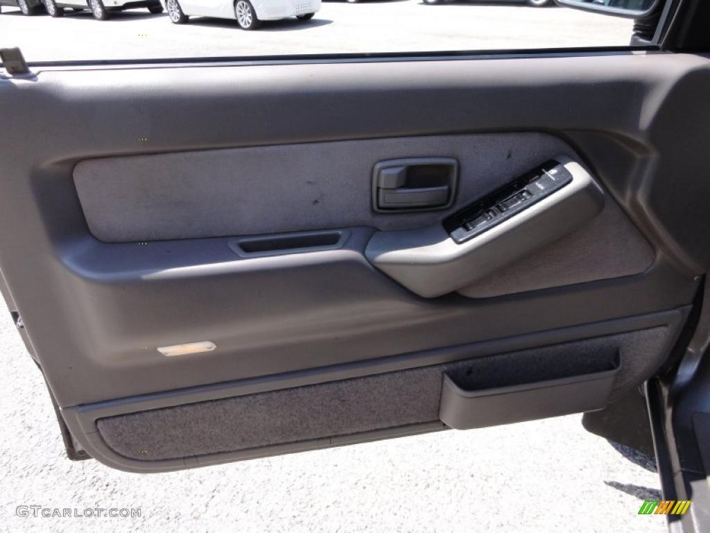 1994 Honda Passport Lx 4x4 Gray Door Panel Photo 49087209