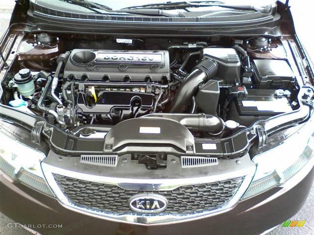 2011 Kia Forte Ex 2 0 Liter Dohc 16 Valve Cvvt 4 Cylinder Engine Photo 49088736 Gtcarlot Com