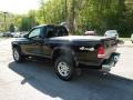 2004 Black Dodge Dakota SLT Regular Cab 4x4  photo #4