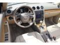 Beige Prime Interior Photo for 2008 Audi A4 #49098596