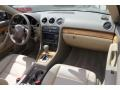 Beige Dashboard Photo for 2008 Audi A4 #49098614