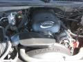 2002 Light Pewter Metallic Chevrolet Silverado 1500 LS Extended Cab 4x4  photo #34