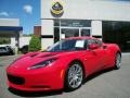 Ardent Red 2011 Lotus Evora Coupe