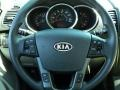 2011 Spicy Red Kia Sorento LX AWD  photo #35