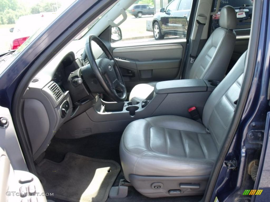 2005 Ford Explorer Xlt Interior Photo 49101683