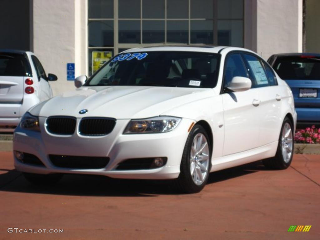 2011 Alpine White Bmw 3 Series 328i Sedan 49090628