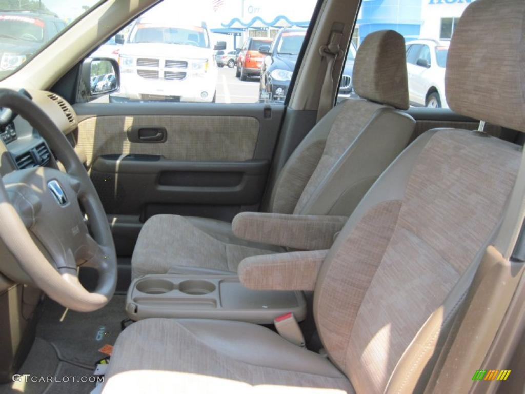 Saddle interior 2002 honda cr v lx photo 49111559 for Interior honda crv