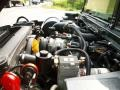 2001 H1 Wagon 6.5 Liter OHV 16-Valve Turbo Diesel V8 Engine
