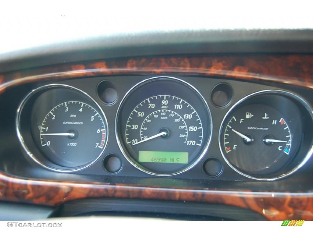 2005 Jaguar Xj Xjr Gauges Photos Gtcarlot Com