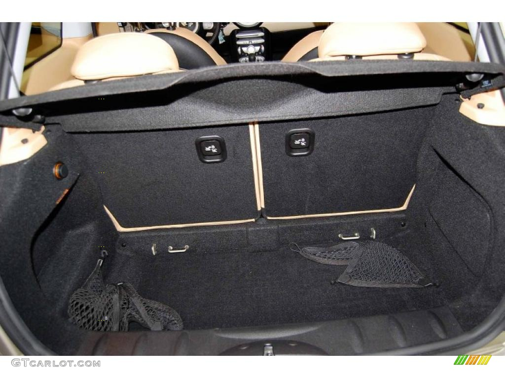 2009 mini cooper s hardtop trunk photo 49126046. Black Bedroom Furniture Sets. Home Design Ideas
