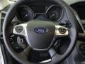 2012 White Platinum Tricoat Metallic Ford Focus Titanium 5-Door  photo #23