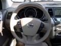 2011 Glacier White Pearl Nissan Murano SL  photo #13