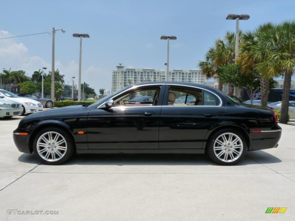 jaguar s type 2008:
