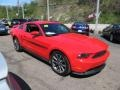 2011 Race Red Ford Mustang GT/CS California Special Coupe  photo #5