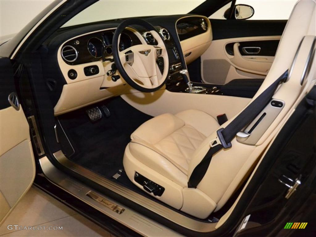 Magnolia Interior 2008 Bentley Continental Gt Speed Photo 49142444