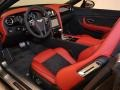2012 Continental GTC Beluga/Hotspur Interior