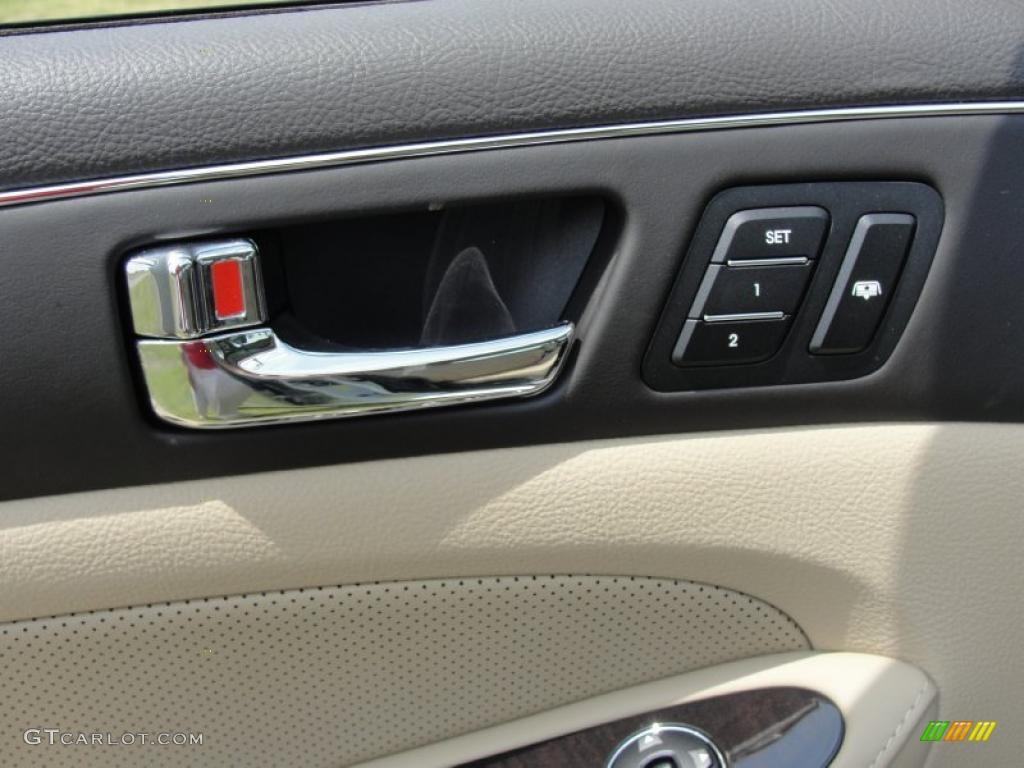 2011 Hyundai Genesis 4 6 Sedan Controls Photo 49146851