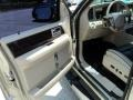 Stone/Charcoal Black Interior Photo for 2008 Lincoln Navigator #49153715