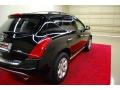 2007 Super Black Nissan Murano SL  photo #6