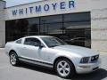 Brilliant Silver Metallic 2008 Ford Mustang Gallery