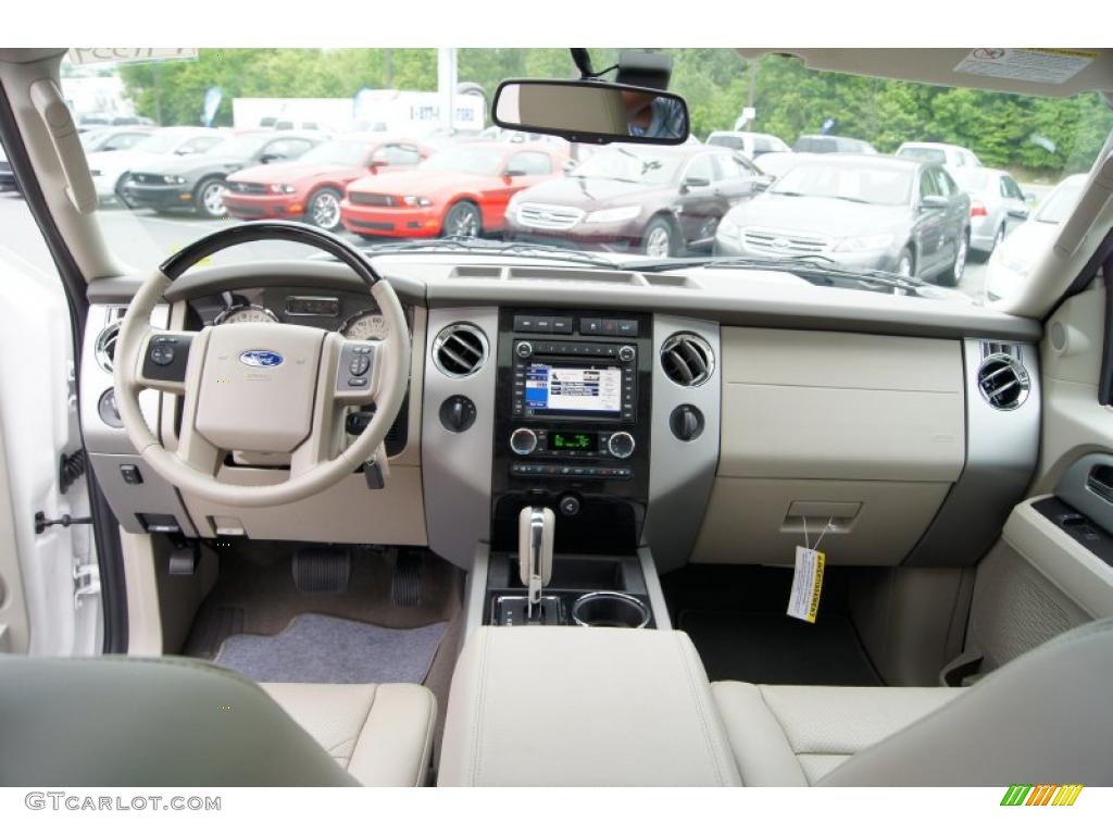 2011 ford expedition limited 4x4 stone dashboard photo 49167593