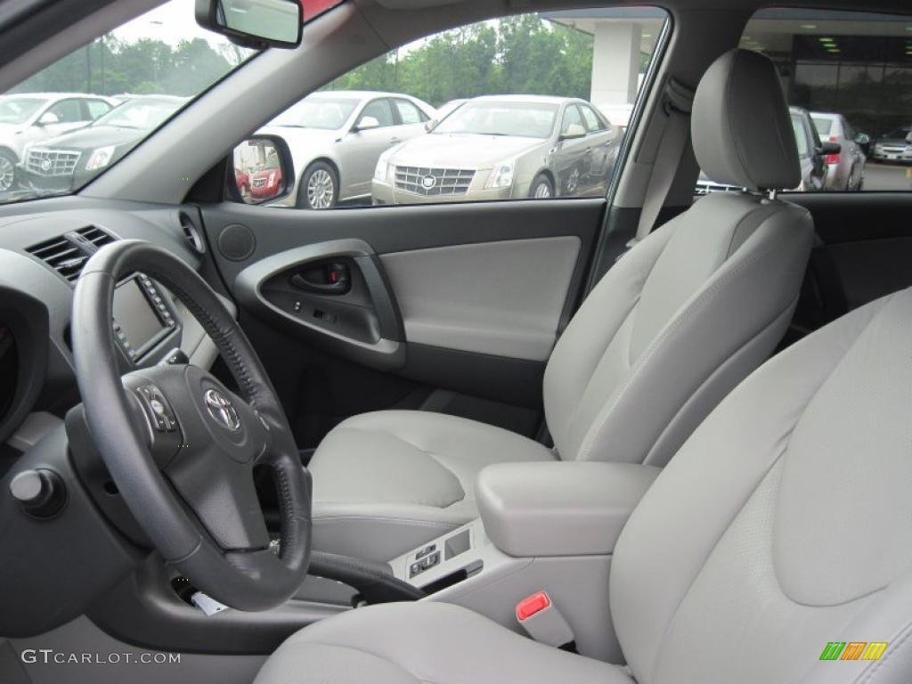 2010 Toyota Rav4 Limited Interior Photo 49176740