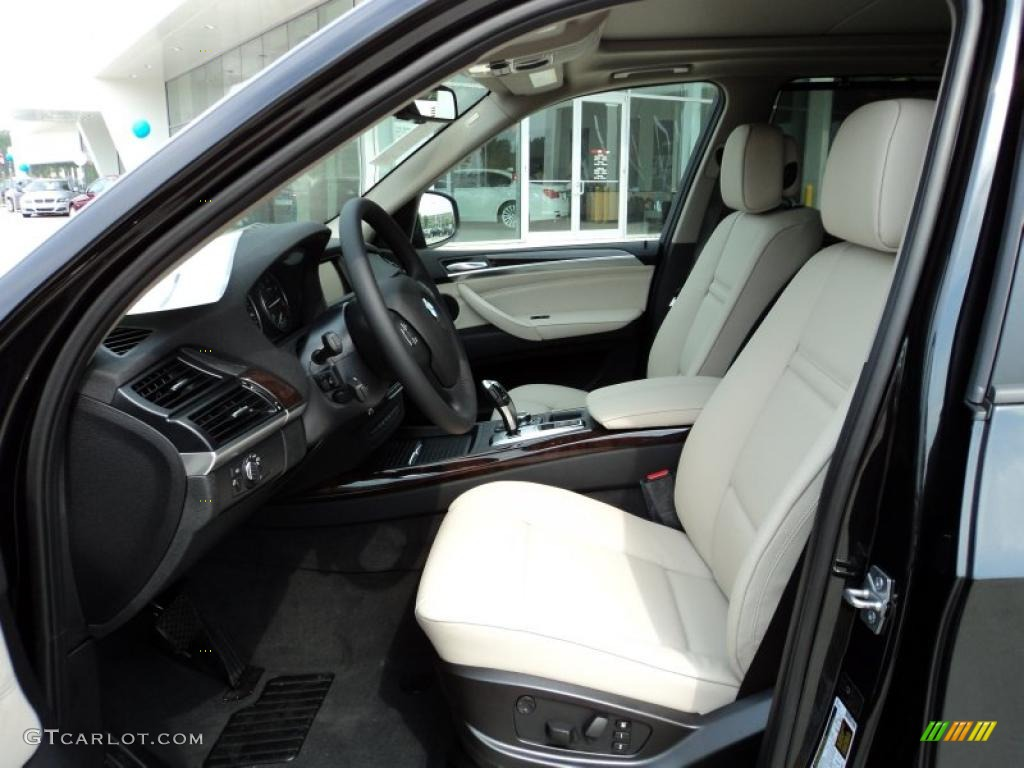 Oyster Interior 2011 Bmw X5 Xdrive 35d Photo 49181978