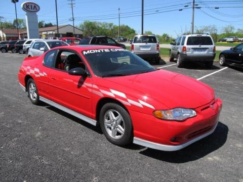 2000 Chevrolet Monte Carlo New Car Pictures Prices And