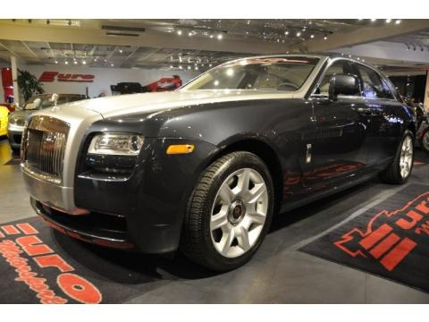 2010 rolls royce ghost data info and specs. Black Bedroom Furniture Sets. Home Design Ideas