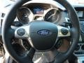 2012 Tuxedo Black Metallic Ford Focus SE Sport 5-Door  photo #16