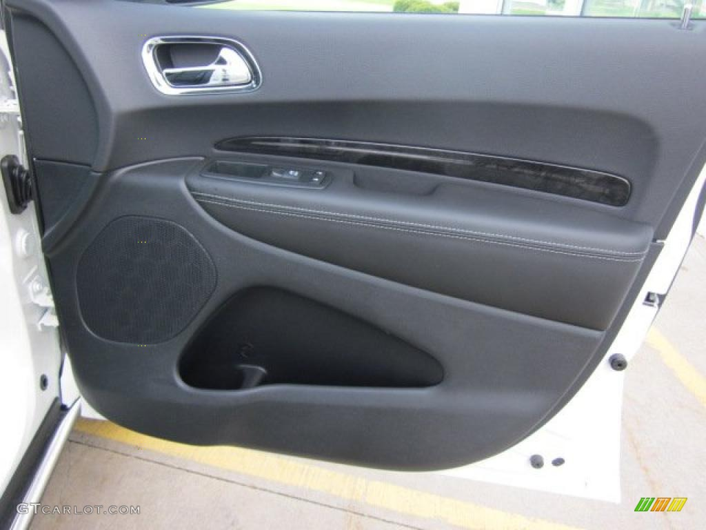2014 dodge durango citadel door panel car interior design for Car interior door panel designs