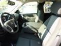 2011 Mocha Steel Metallic Chevrolet Silverado 1500 LT Extended Cab 4x4  photo #7