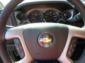2011 Mocha Steel Metallic Chevrolet Silverado 1500 LT Extended Cab 4x4  photo #19