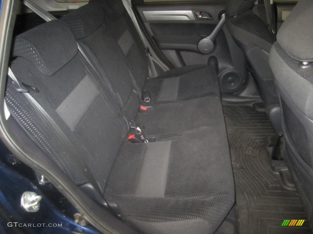 2008 CR-V EX 4WD - Royal Blue Pearl / Gray photo #16